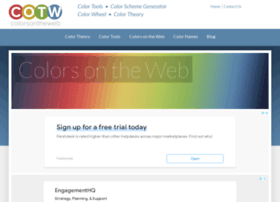 colorsontheweb.com