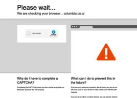 Columbia.co.cr