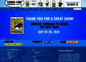 comic-con.org