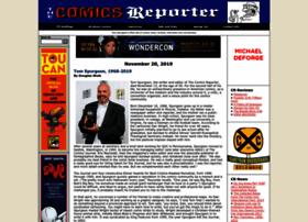 comicsreporter.com