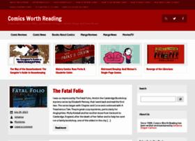 comicsworthreading.com