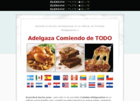 comidasadelgazantes.com