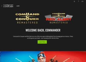 commandandconquer.com
