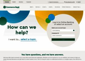 Commercebank.com