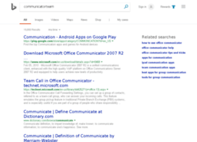 Communicatorteam.com