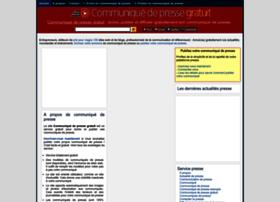 communique-de-presse-gratuit.com