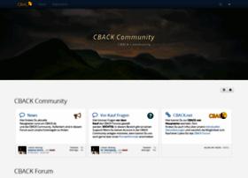 community.cback.de