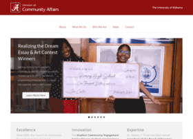 communityaffairs.ua.edu