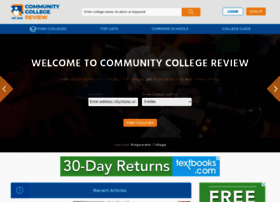 communitycollegereview.com