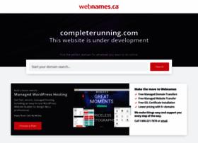 completerunning.com