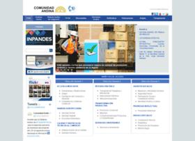 Comunidadandina.org