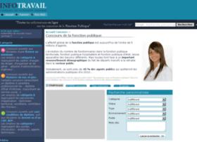 Concours.infotravail.com