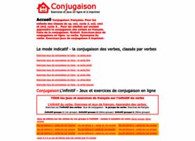 Conjugaison.pour-enfants.fr