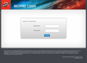 Connect.bechtel.com