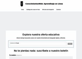 conocimientosweb.net