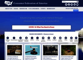 consumerfed.org