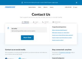 contact.progressive.com
