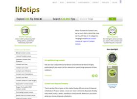 contactlens.lifetips.com