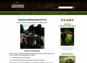 container-gardening-for-you.com