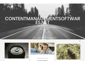 contentmanagementsoftwares.net