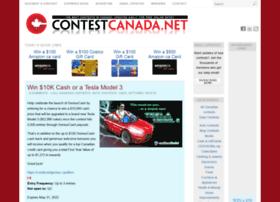 contestcanada.net