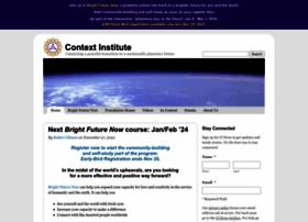 context.org