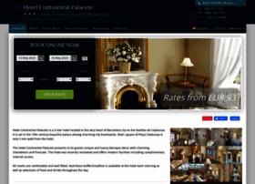 continental-palacete-bcn.h-rez.com