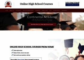 continentalacademy.com