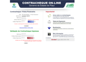 Contracheque.pi.gov.br