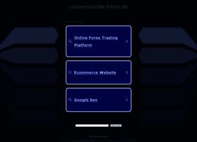 conversionrate-forum.de