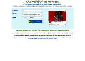 conversormonedas.com
