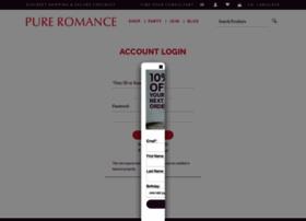 Coo.pureromance.com