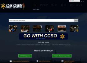 Cookcountysheriff.org