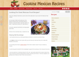 cooking-mexican-recipes.com