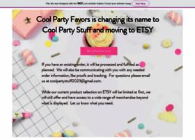 cool-party-favors.com