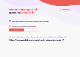 Coolershopping.co.uk