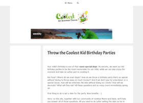 coolest-kid-birthday-parties.com