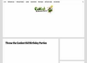 coolest-kid-birthday-parties.com