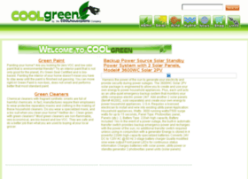 coolgreen.coolhouseplans.com