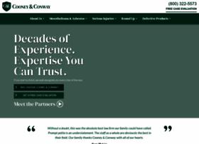 cooneyconway.com