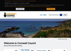 cornwall.gov.uk