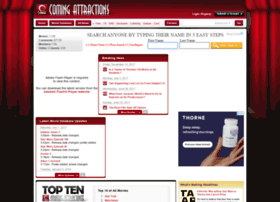 coronacomingattractions.com