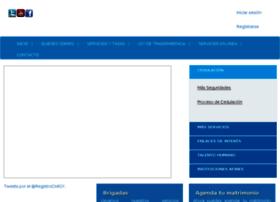 Corporacionregistrocivil.gov.ec