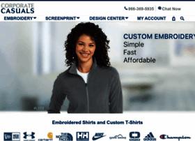 corporatecasuals.com