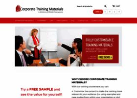 corporatetrainingmaterials.com