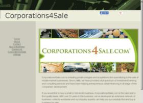 corporations4sale.com