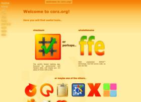 corz.org