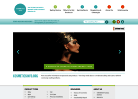 cosmeticsinfo.org
