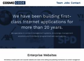 cosmocode.de