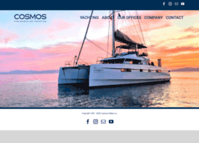 cosmos-yachting.com